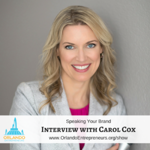 Carol Cox Featured